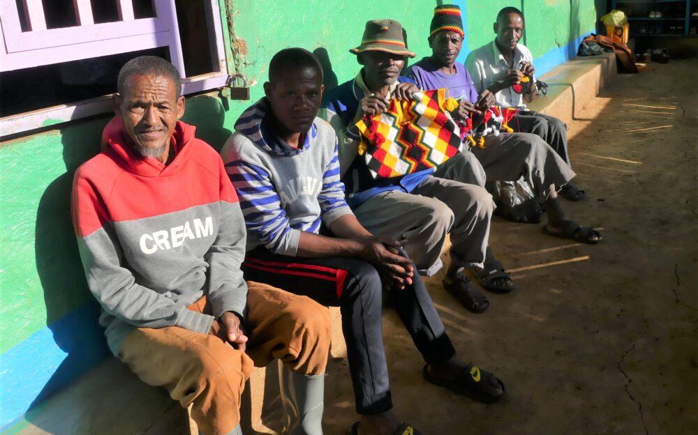 Hopp för barn i Etiopien